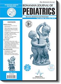 Revista Romana de Pediatrie